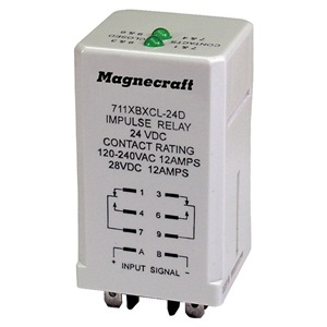 Magnecraft 711XBXCL-12D