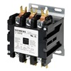 Siemens 42DF35AL Contactor, DP, 50A, 3P, 277VAC, Open