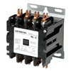 Siemens 42AF25AL Contactor, DP, 25A, 4P, 277VAC, Open
