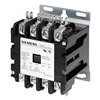 Siemens 42CF25AL Contactor, DP, 40A, 4P, 277VAC, Open