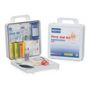 North By Honeywell 019744-0031L First Aid Kit, Construction, Large, 50