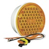 Truck-Lite Co Inc 44201Y Rear Turn, Round, LED, Yellow