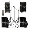 Amplivox Sound Systems B9154 Public Address System, Wireless Speaker