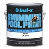 Insl-X By Benjamin Moore CR2610092-01 Pool Paint, Chlorinated Rubber, White, 1G