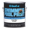 Insl-X By Benjamin Moore CR2623092-01 Pool Paint, Chlorinatd Rbbr, Ocean Blue, 1G