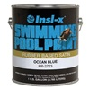 Insl-X By Benjamin Moore RP2723092-01 Pool Paint, Rubber Based, Ocean Blue, 1 gal