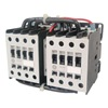 General Electric LAR07AJ IEC Contactor, Rev, 120VAC, 62A, 3P, 1NO-1NC
