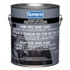 Sprayon A74101000 Galvanizing Compound, Medium Gray, 1 gal., Pack of 2