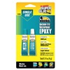 Super Glue 15368-12 Epoxy, Anchor-Tite, Waterproof, (2)-2gTubes