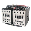 General Electric TLIE1UC IEC Mini Contactor, Rev, 24VAC, 6A, 3P, 1NC