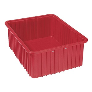 LEWISBins DC2025 Red