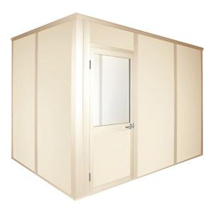 Porta-King VK1STL-BCM 12'x12' 2-Wall