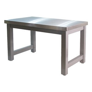 BenchPro Ergo Workbench, Gray, 96Lx30Wx30H In. at Sears.com