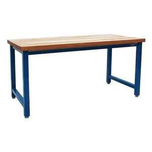 BenchPro Ergo Workbench, Blue, 60Lx36Wx30H In. at Sears.com