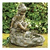 Beckett Corporation 7190310 Playful Girl Fountain