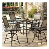 Courtyard Creations STS5X19 5PC Valencia Hi Din Set