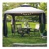 "Bond Mfg Company 60819 9'10""x11'10"" STL Gazebo"