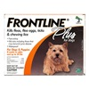 Professional Pest Products 287010 3PK SM Frontline Plus