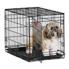"Midwest Metal Products 1524 24"" Crate Dog Training"