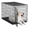 "Midwest Metal Products 1548 48"" Crate Dog Training"