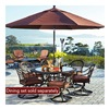 Agio International Co., Inc AZB01405K02 Windsor 11' Umbrella