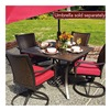 Agio International Co., Inc S5-AFQ04501 Oxford 5PC Dining Set