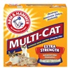 Church & Dwight Company 02206 20LB Multi Cat Litter, Pack of 2