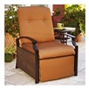Courtyard Creations 12S328W Outdoor Recliner Chair
