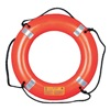 Mustang Survival MRD030 Ring Buoy with Reflective Tape, 30 In