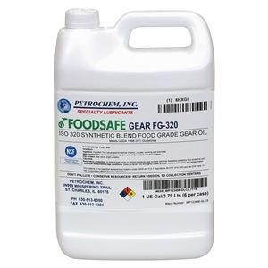 Petrochem FOODSAFE GEAR FG-320-001