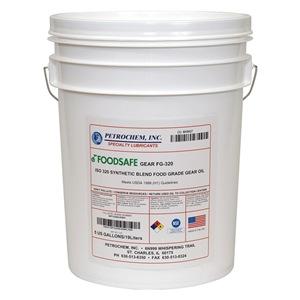 Petrochem FOODSAFE GEAR FG-320-005