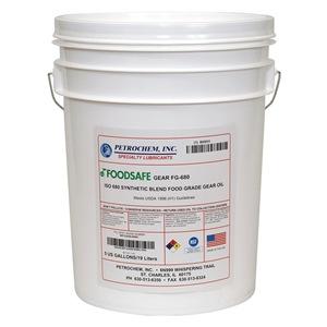 Petrochem FOODSAFE GEAR FG-680-005
