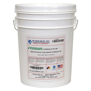 Petrochem FOODSAFE HYDRAULIC G-100-005