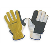 HexArmor LD026L-L Cut Resistant Gloves, Gray/Yellow/White, L