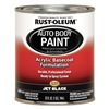 Rust-Oleum 253500 Auto Body Paint, Jet Black, 1 Qt.