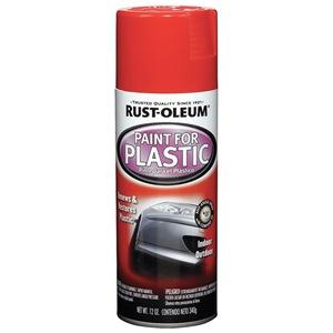 Rust-Oleum Spray Paint, Red, 12 oz. at Sears.com