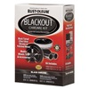 Rust-Oleum 257355 Spray Paint Kit, Black, 22 oz.