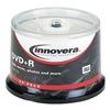Innovera IVR46851 DVD+R, 4.7GB, PK50