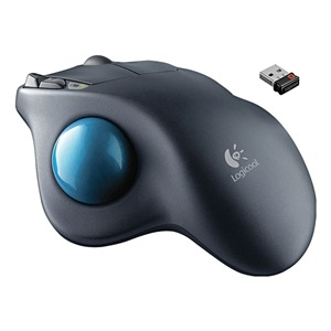 Buy computer mouse - Logitech LOG 910001799 Trackball Mouse, Wireless, Optical, Black