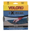 Velcro 91365 Velcro, Gray, 10 Ft x 1 In