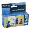 Quartet 23704 Digital Pen Cartridges, Black, PK6