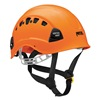 Petzl A10VOA Rescue Helmet, Orange, 6 Point
