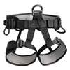 Petzl C38AAN 2 Rescue/Tactical Harness, Polyester/Nylon
