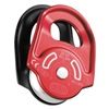 Petzl P50A Single Pulley, Aluminum, Capacity 8093 lb.