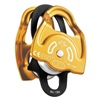 Petzl P66A Double Pulley, Prusik Minding, 5171 lb.