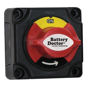 Battery Doctor Dial Battery Disconnect  Switch, 24 V at Sears.com