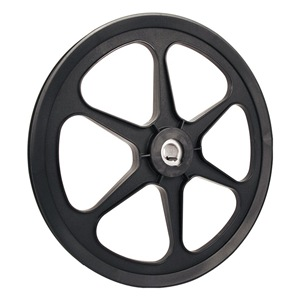 Fenner Drives V-Belt Pulley, 12.25 In OD, 5/8 Bore, 1GRV at Sears.com