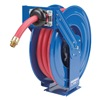 Coxreels TSH-N-650 Hose Reel, Spring Return, 1In ID x 50Ft