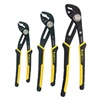 Stanley 84-554 Groove Joint Pliers, 12 In L, Ylw/Blk