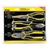Stanley 84-538 Groove Joint Plier Set, 8, 10, 12 In, 3 Pc